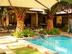 Hotel en Windhoek
