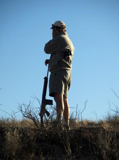 Ranger del Kalahar