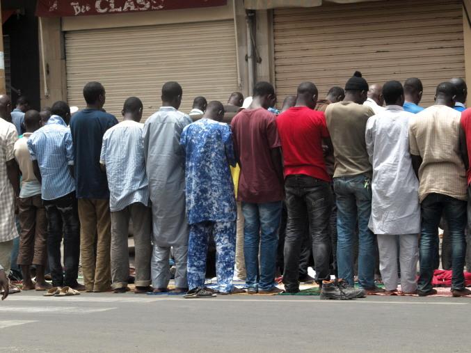 Senegal Ramadan en Dakar 5