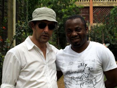 Nuestro amigo camerunes