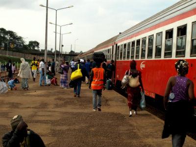 Tren de Yaoundé