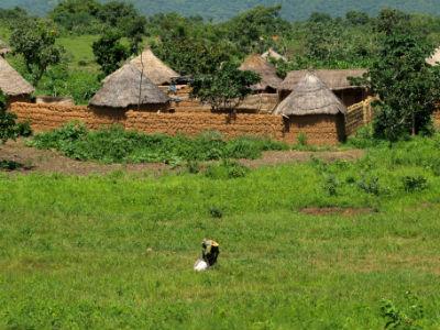 El Camerún rural