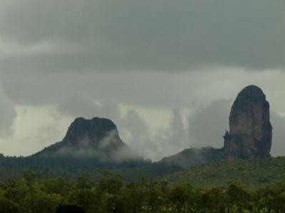 País Kapsiki en Camerún
