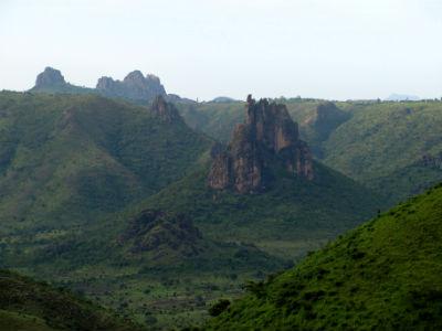 Rumsiki en Camerun
