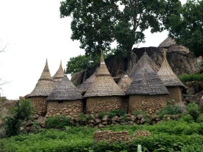 Los poblados del Camerún rural