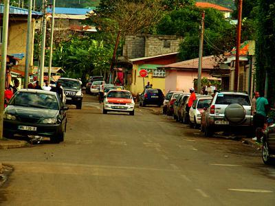 Calles de Malabo