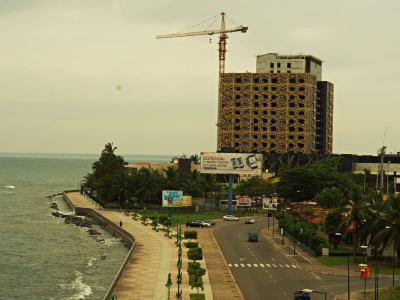 Nuevas construcciones en Bata
