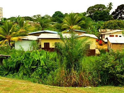 Mbini es una villa con una bellísima playa