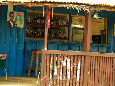 Casa Paco en Mbini