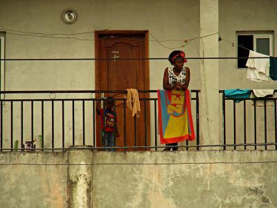 Mujer de Guinea
