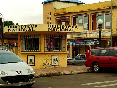 Biblioteca Nacional en Malabo