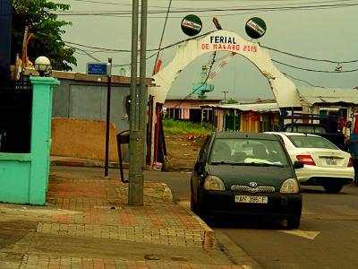 Ferial 2015 de Malabo