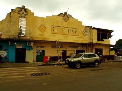 Cine Mar en Malabo