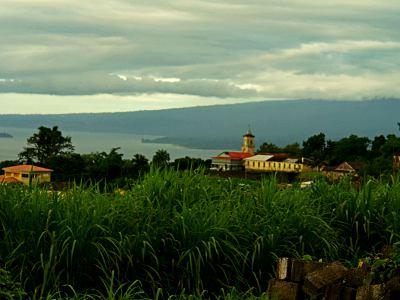 Luba ciudad preciosa de Bioko