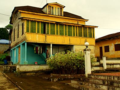 Casa colonial fantástica en Bioko