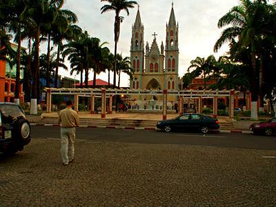 La catedral de Malabo