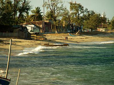 Playa de la Isla de Mozambique