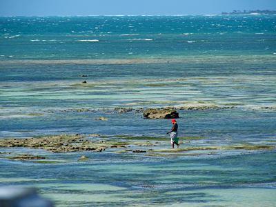 Fantastica isla de Mozambique