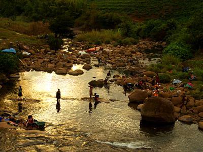 En el río todo se lava