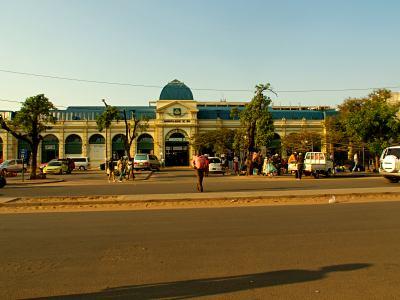 Mercado Central de Maputo
