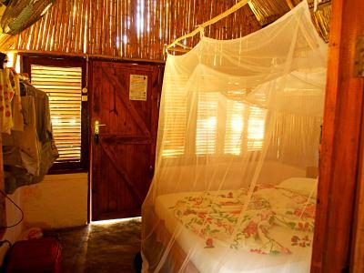Nuestra habitación en Boabad
