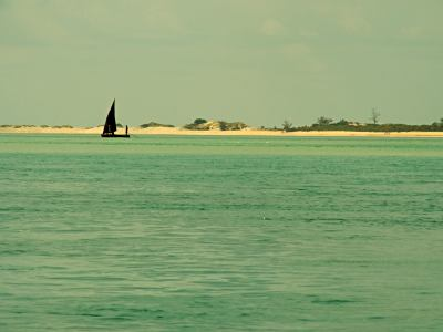 La isla de Bazaruto fantastica
