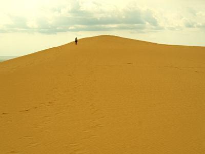 Las dunas de las islas