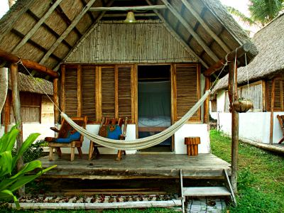 Nuestra cabaña en Boabab