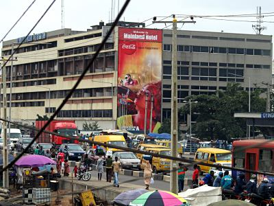 Hotel Maniland en Lagos
