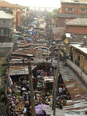 Lagos en Nigeria