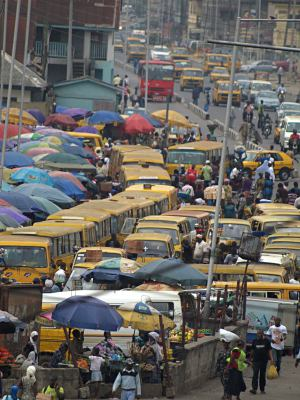 Danfos en Lagos