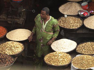 Vendedores en Ebute-Metta