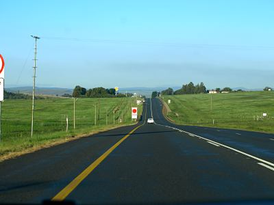 Camino del Kruger