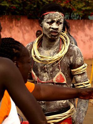 Carnaval de Bissau preparativos