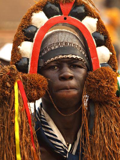 Mascaras y etnias en el Carnaval de Bissau