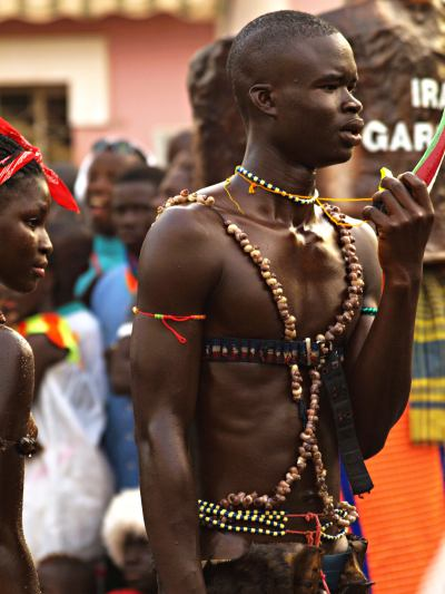 Inagotable el Carnaval de Bissau