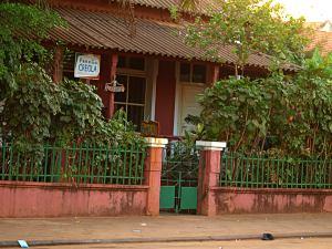 La pensió Criole en Bissau