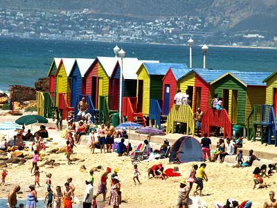 Playa de Sudafrica