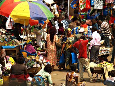 Le Grand Marche de Kinshasa