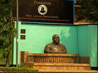 Kinshasa monumento
