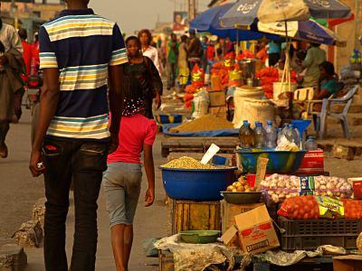 Kinshasa y la calle