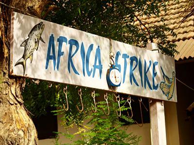 hotel Africa Strike