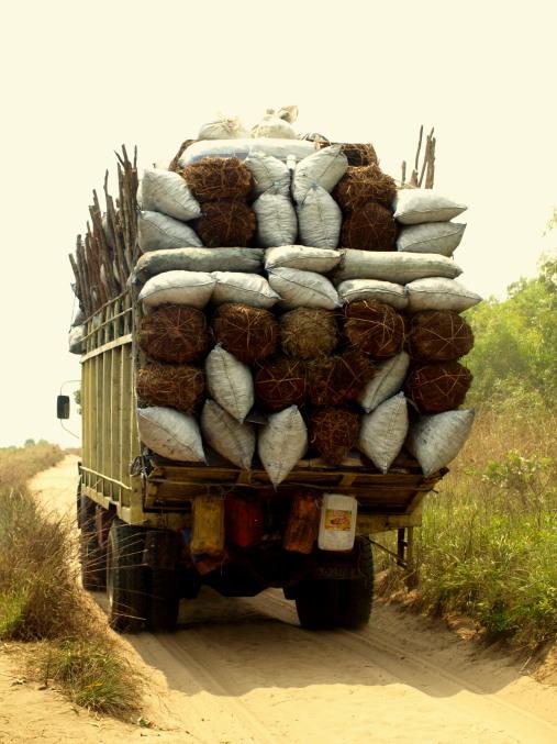 Camion con masala