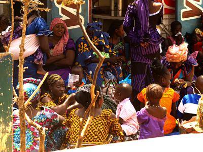 Mujeres en Gambia 2