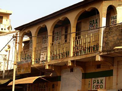 Casa colonial en Banjul