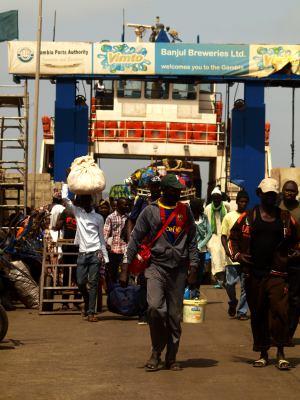 Ferry de Banjul