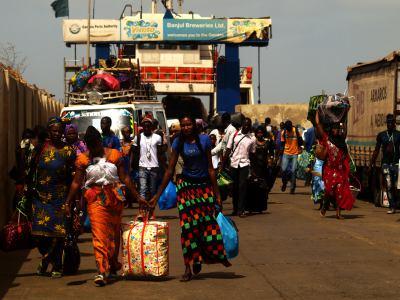 Ferry de Banjul 2