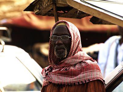 Un senegales en Dakar