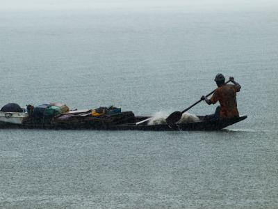 Navegando hacia la Casamance