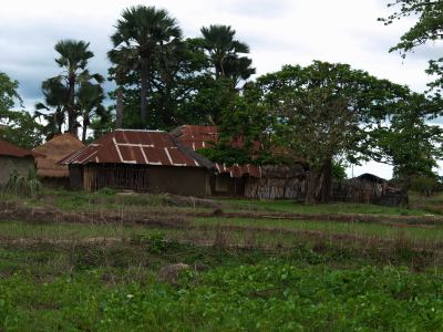 El primer poblado de nuestra excursión